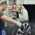 шиномонтаж Мытищи балансировка колес