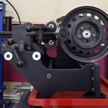 правка штампованных дисков