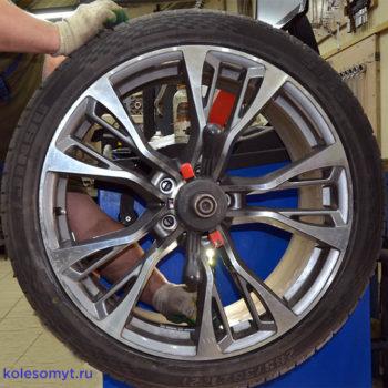 балансировка колес Мытищи