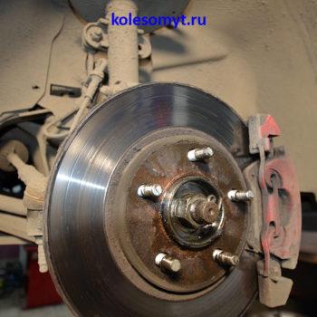 диск до проточки